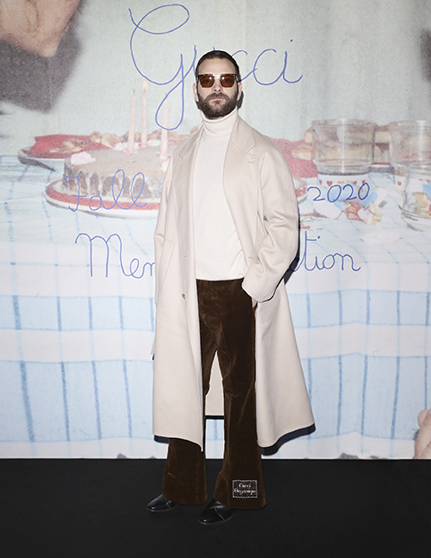 Gucci Uomo autunno inverno 2020