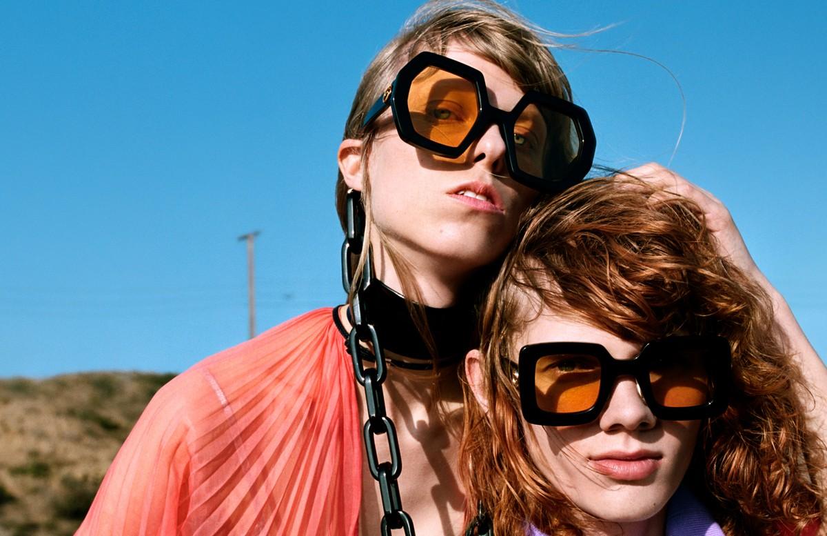 Gucci campagna primavera estate 2020