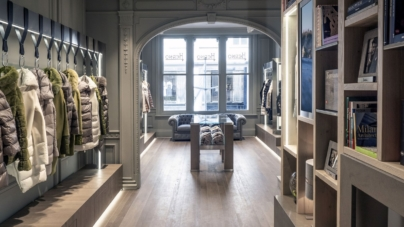 Herno Londra Old Bond Street: il nuovo flaghship store, il party