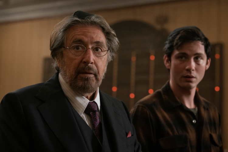Hunters serie tv Al Pacino