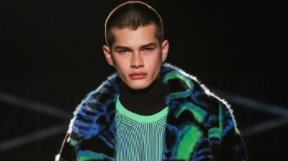 Iceberg Uomo autunno inverno 2020: il luxury sportswear e la Art Collection