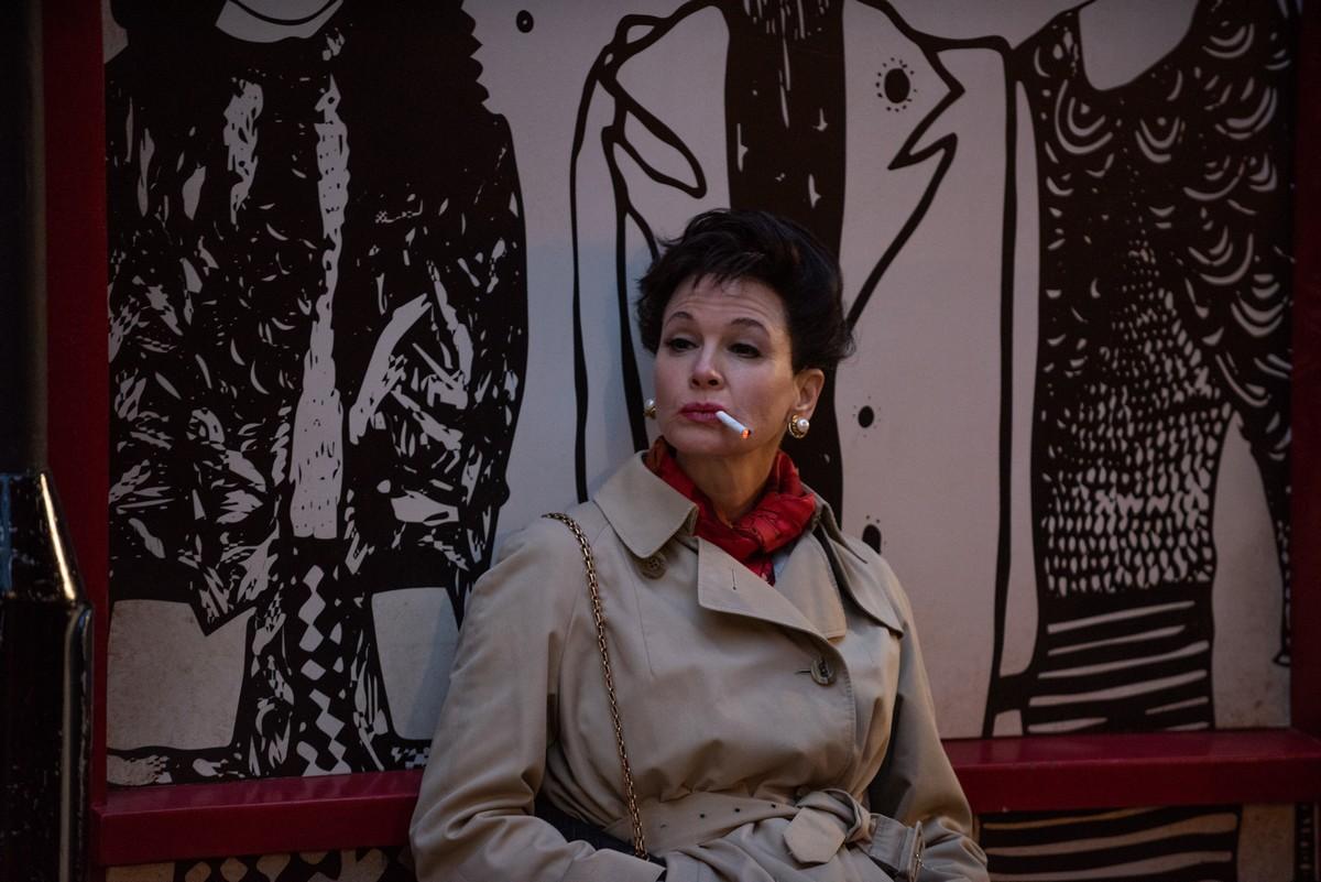 Judy film Renee Zellweger