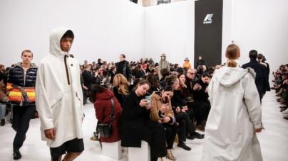 K-Way sfilata Pitti Uomo Firenze: il fashion show che celebra i 55 anni del brand