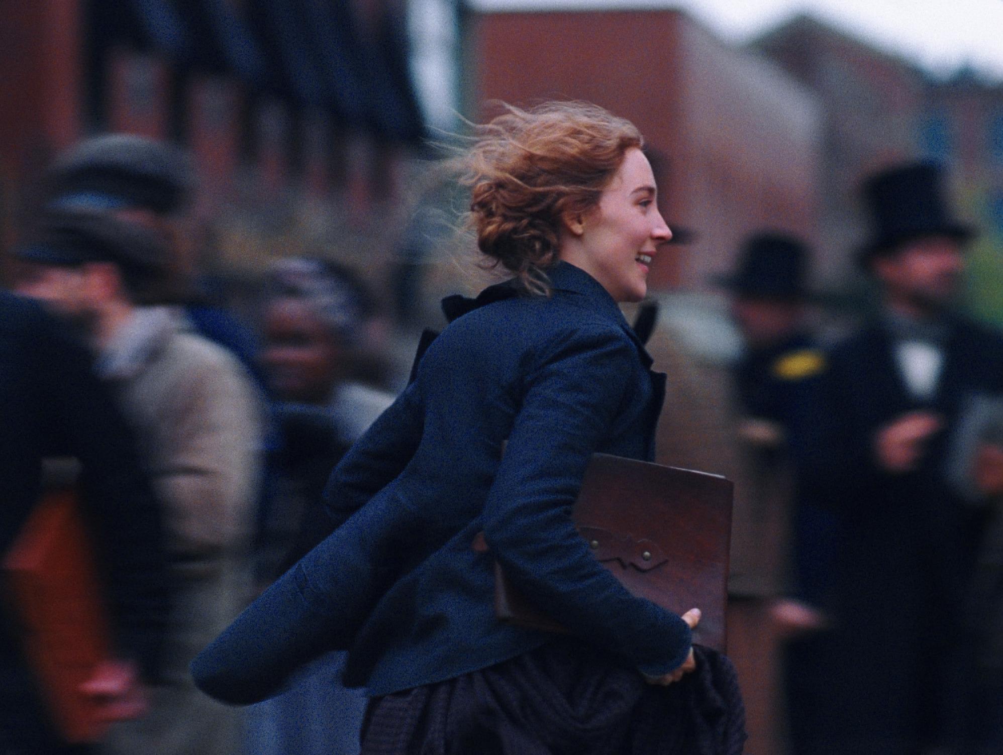 Piccole Donne Saoirse Ronan