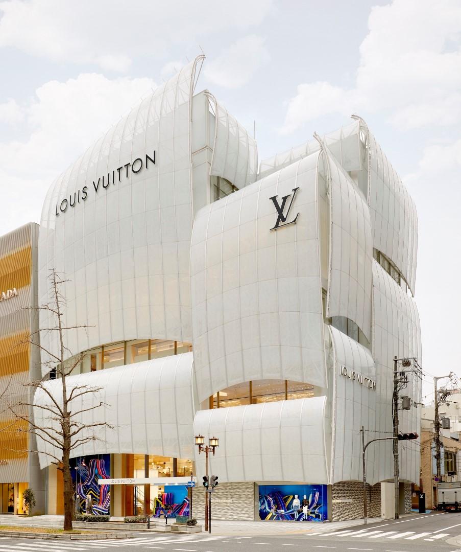 Louis Vuitton Osaka Midosuji