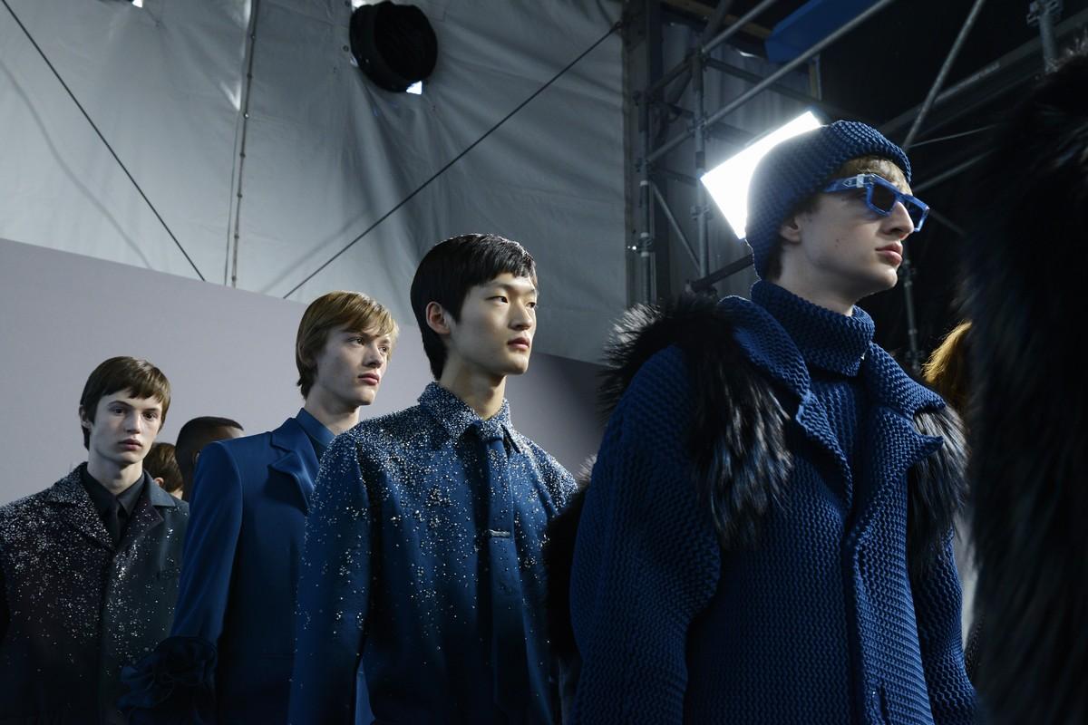 Louis Vuitton Uomo autunno inverno 2020