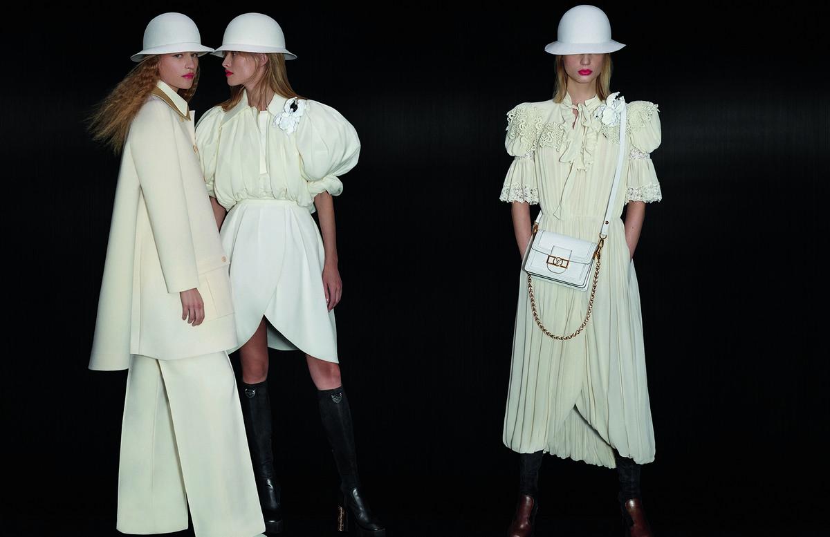 Louis Vuitton campagna donna primavera estate 2020
