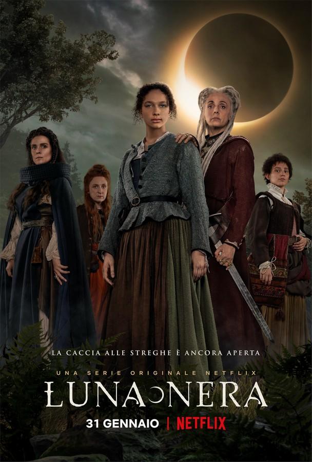 Luna Nera serie tv Netflix