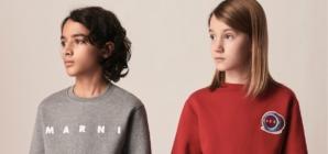 Marni Kids autunno inverno 2020: ispirazione streetwear