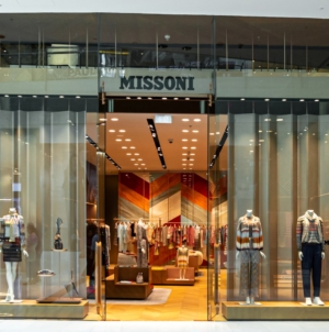 Missoni Dubai Mall: la seconda boutique negli Emirati Arabi