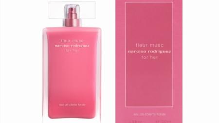 Narciso Rodriguez for her Fleur Musc Floreale: la nuova fragranza femminile
