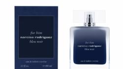 Narciso Rodriguez for him Bleu Noir Extréme: la nuova fragranza maschile