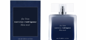 Narciso Rodriguez for him Bleu Noir Extréme: la nuova fragranza maschile