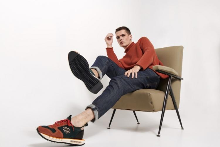 Pitti Uomo Gennaio 2020 BePositive: sneakers dallo stile glamour e punk