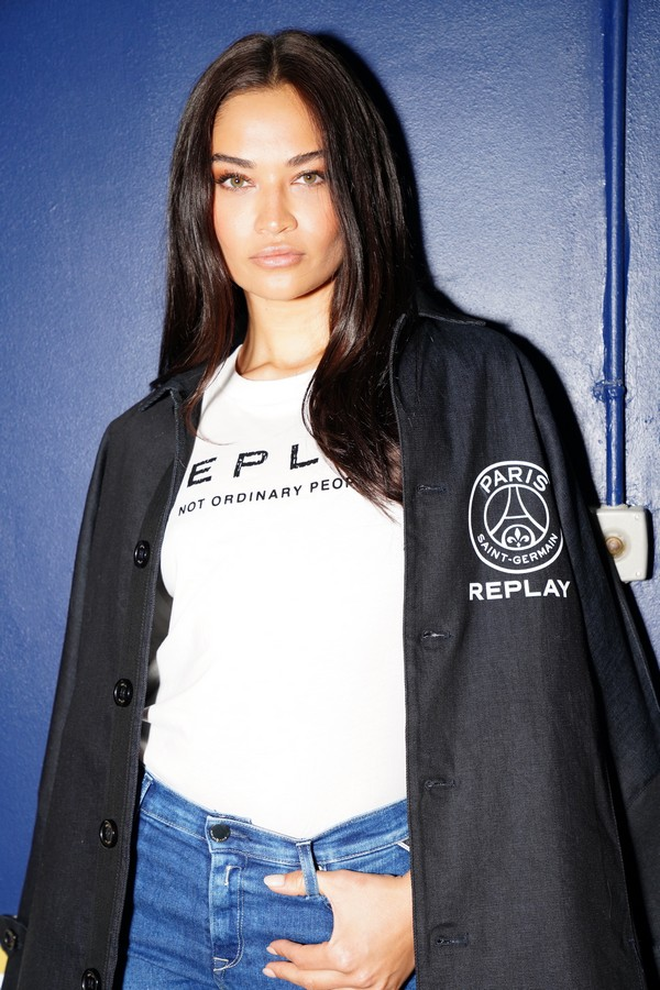 Replay Paris Saint-Germain capsule