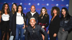Replay Paris Saint-Germain capsule: l'evento con Neymar JR e Joan Smalls
