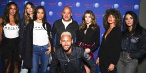 Replay Paris Saint-Germain capsule: l'evento con Neymar JR e Joan Smalls