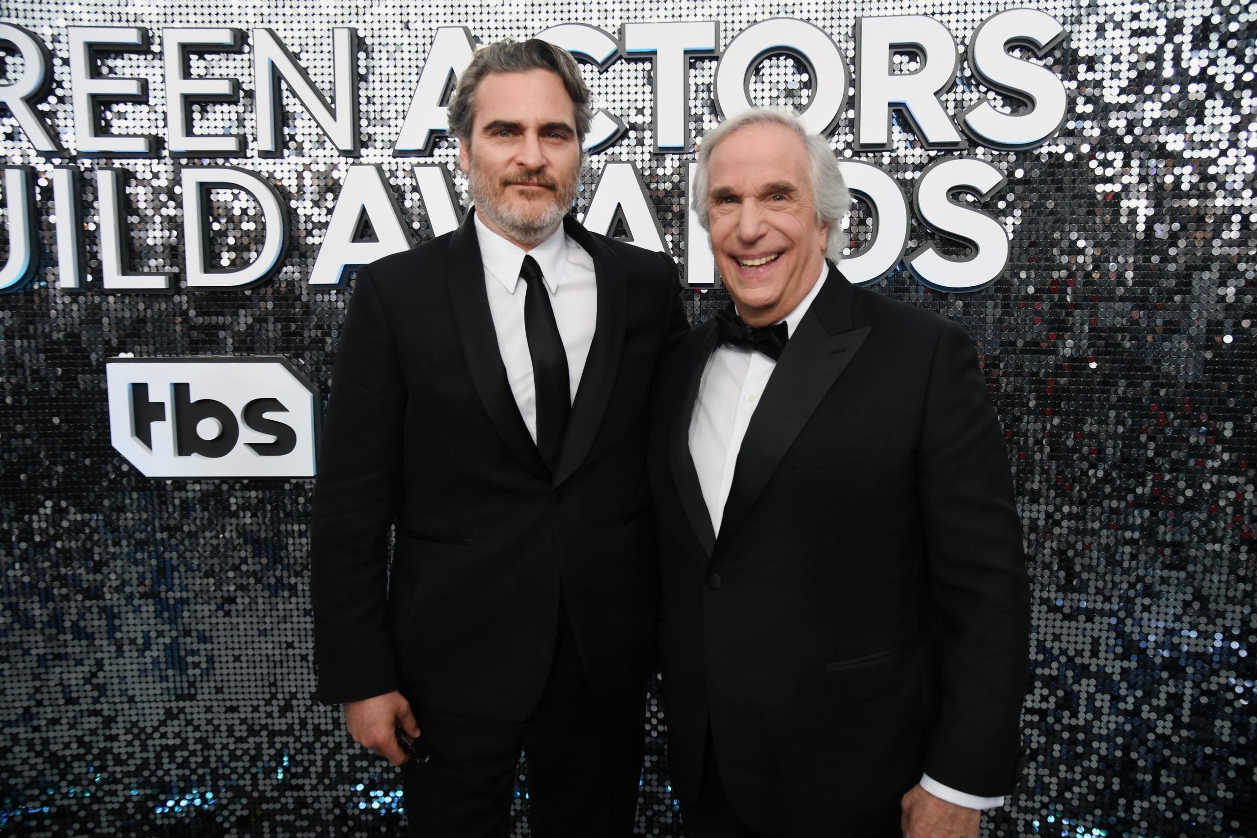 SAG Awards 2020 red carpet