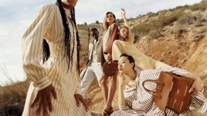 Salvatore Ferragamo campagna primavera estate 2020: Freedom, video e foto