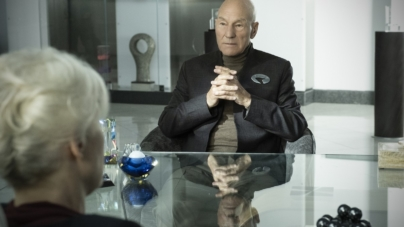 Star Trek Picard Amazon: la nuova serie con Sir Patrick Stewart