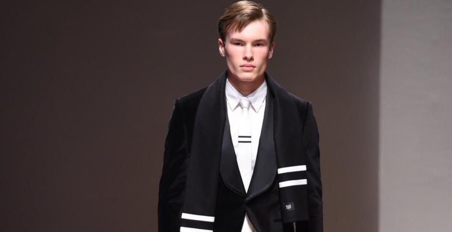 Tendenze moda uomo inverno 2020: il tailoring avantgarde di Serdar