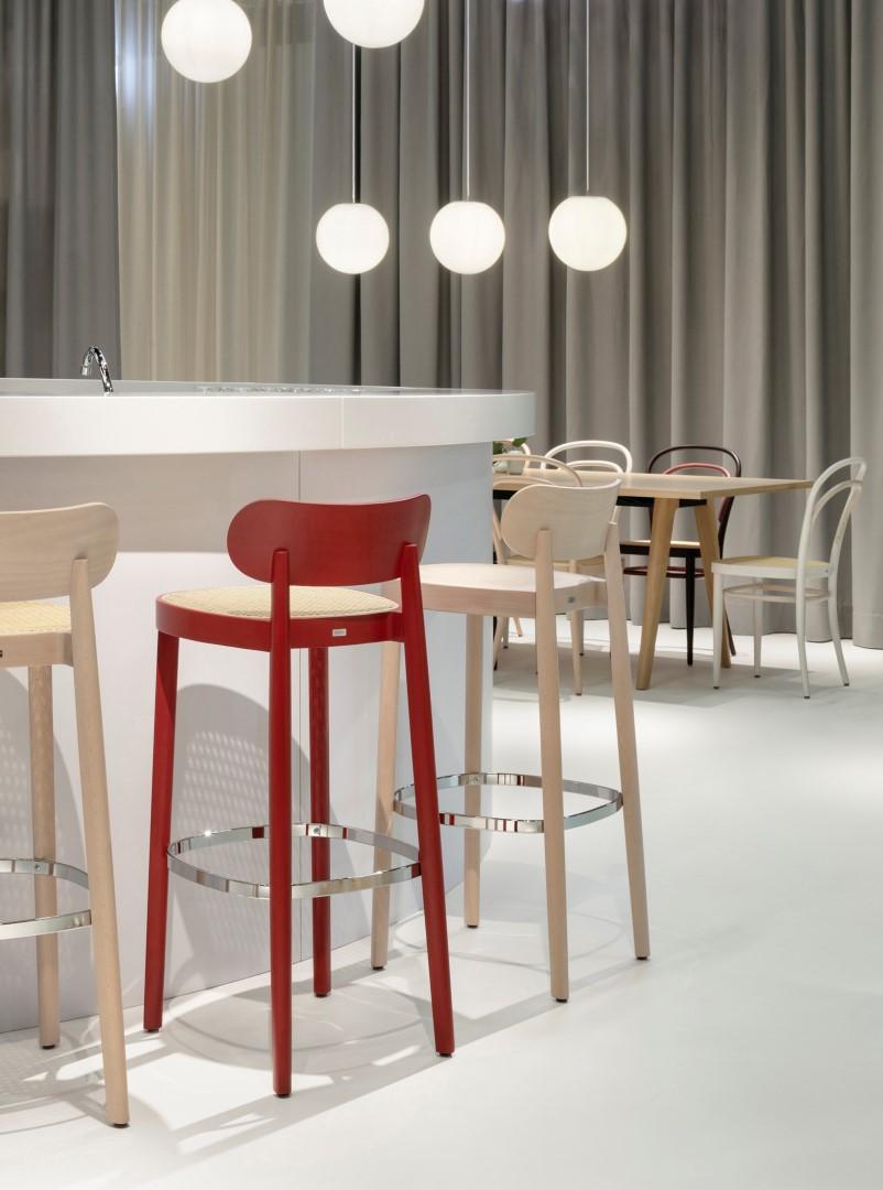 Thonet sedie collezione 118