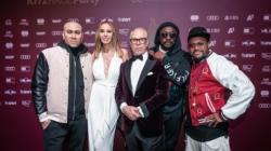 Tommy Hilfiger Black Eyed Peas Kitzbuhel 2020: il Kitz-Race-Party per l'Hahnenkamm Ski Races