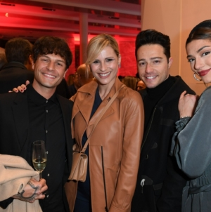 Trussardi Beautiful Minds party 2020: l'evento a Milano con Tomaso Trussardi e Michelle Hunziker