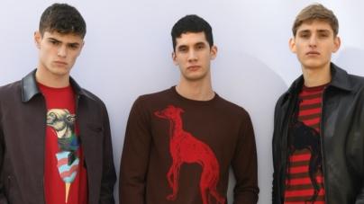 Trussardi Uomo autunno inverno 2020: la collezione casual, disinvolta ed elegante