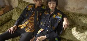 Versace Jeans Couture campagna primavera estate 2020: l'incontro tra classico e underground
