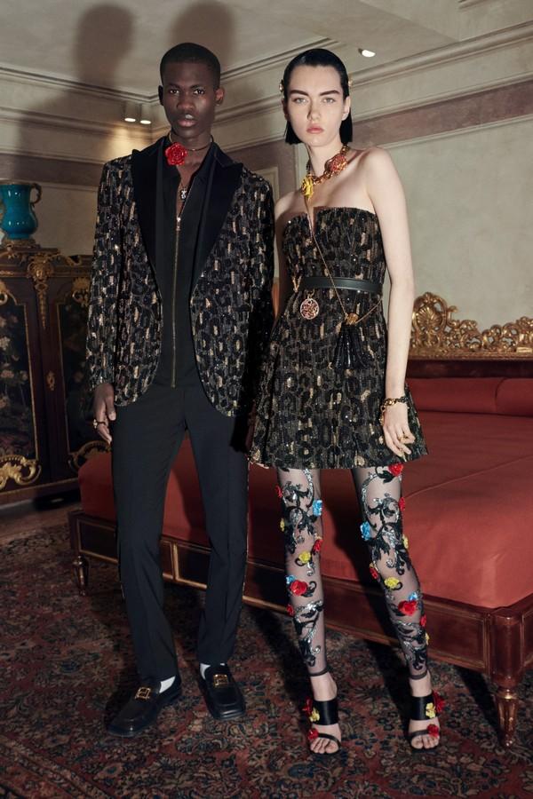 Versace Pre Fall 2020