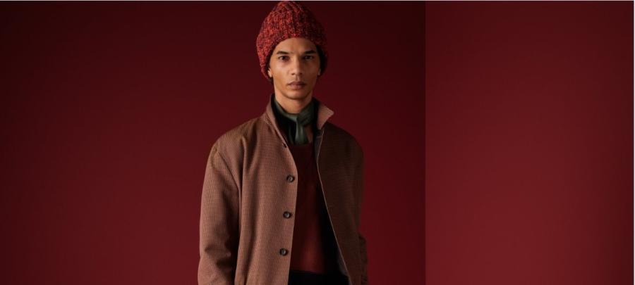 Z Zegna autunno inverno 2020: ibridazione estetica ed innovativa