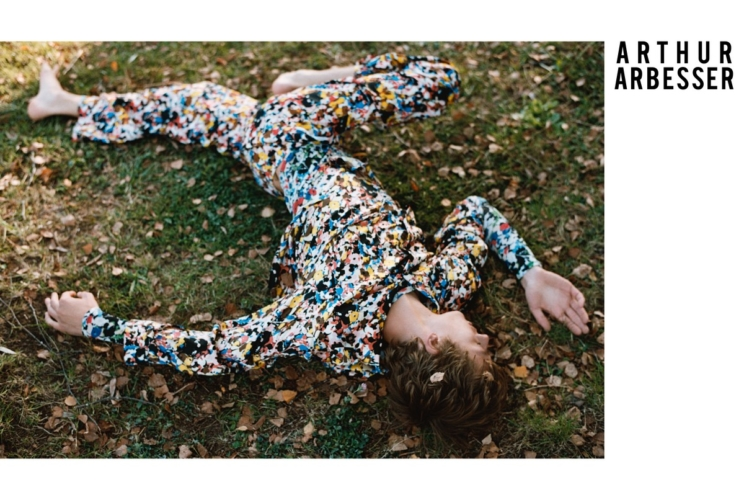Arthur Arbesser campagna primavera estate 2020: 10 immagini in mostra