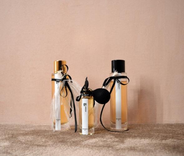 Beatrice .b fragranza 01: la nuova concezione del profumo