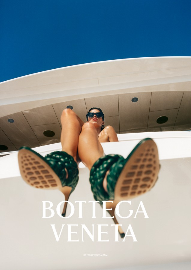 Bottega Veneta campagna primavera estate 2020