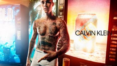 Calvin Klein campagna primavera estate 2020: Justin Bieber e Kendall Jenner per le linee Jeans e Underwear
