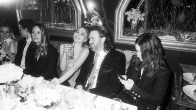 Chanel Pre-Bafta Party 2020: Lily-Rose Depp, Saoirse Ronan, Robert De Niro e Hugh Grant