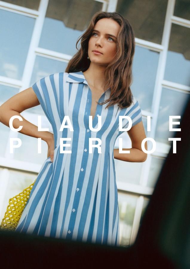 Claudie Pierlot campagna primavera estate 2020