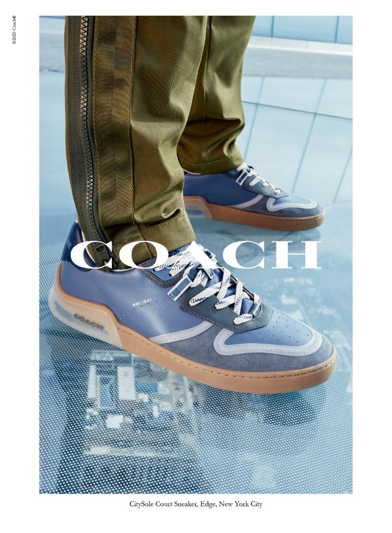 Coach collezione sneakers CitySole