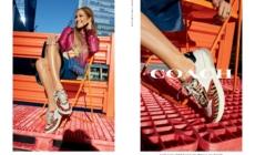 Coach collezione sneakers CitySole: la campagna con Jennifer Lopez e Michael B. Jordan
