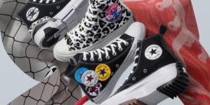 Converse sneakers primavera estate 2020: Run Star Hike, CPX70 e Twisted Heritage