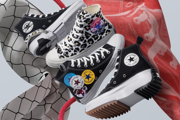Converse sneakers primavera estate 2020: Run Star Hike, CPX70 e Twisted Heritage
