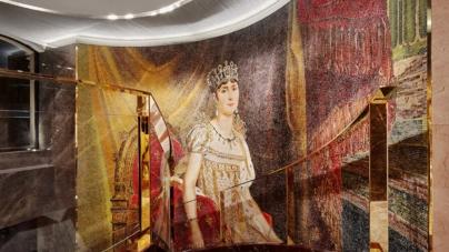Dolce&Gabbana Parigi Faubourg Saint Honore: eleganza imperiale con Napoleone e Joséphine de Beauharnais