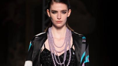 Emilio Pucci autunno inverno 2020: la collezione creata con Christelle Kocher of Koché