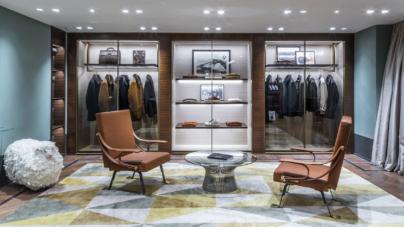 Ermenegildo Zegna flagship store Parigi: la nuova boutique in Avenue George V