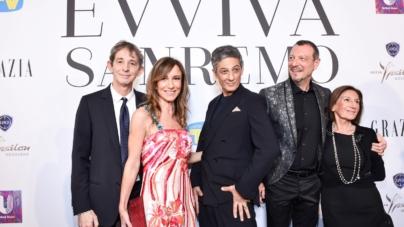 Evviva Sanremo party 2020: l'evento con Fiorello, Myss Keta e Francesca Cavallin