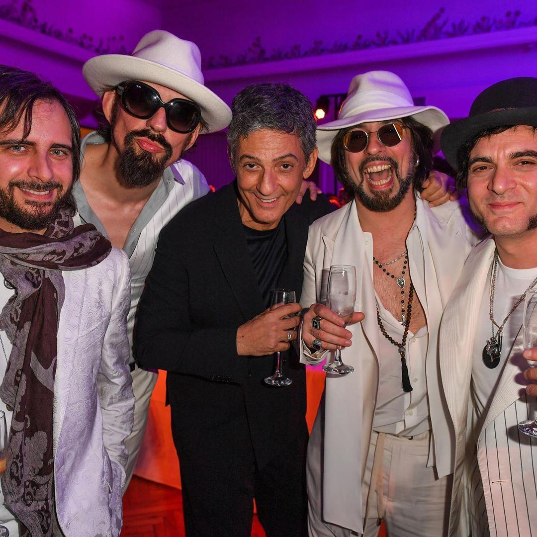 Evviva Sanremo party 2020