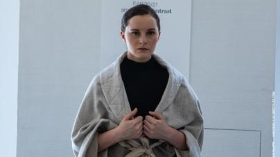 Francesca Marchisio autunno inverno 2020: simultaneous contrast