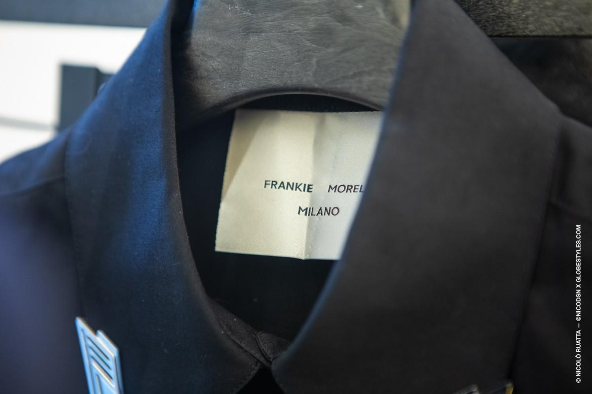 Frankie Morello autunno inverno 2020