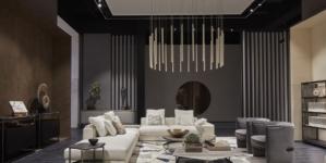 Giorgetti mobili novità 2020: i divani Skyline e collezione Frame di Carlo Colombo